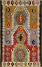 R7876 Vintage Turkish Kilim Rugs