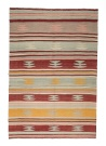 R8197 Vintage Turkish Kilim Rugs