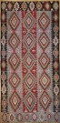 R8223 Vintage Turkish Kilim Rugs