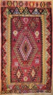 R8488 Vintage Turkish Kilim Rugs