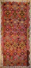 R7518 Vintage Turkish Large Kilim Rugs