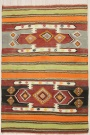 R6808 Vintage Turkish Sivas Kilim Rugs