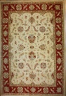 Wonderful Hand Woven Persian Ziegler Carpets R7546