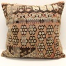 XL474 Wonderful Vintage Kilim Cushion Cover