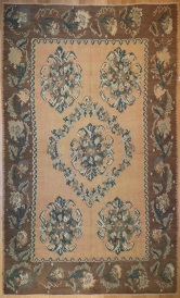 R4146 Antique Armenian Kilim Rug