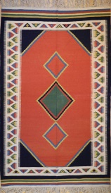 R5757 New Persian Kilim Rug