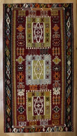 R8129 Turkish Kilim Rug