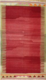 R8236 Vintage Turkish Kilim Rugs